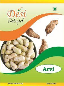 Desi Delight Arvi