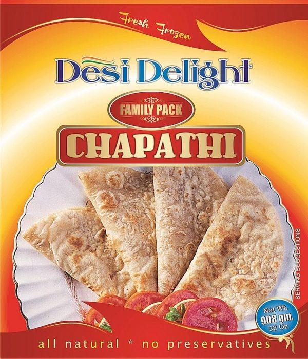 Desi Delight Chapathi