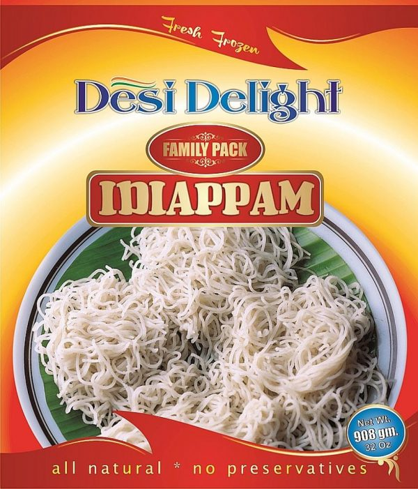 Desi Delight Idiappam