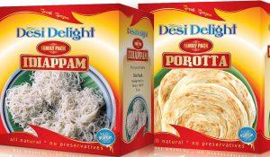Desi Delight Idiappam-Porotta Twin Pack