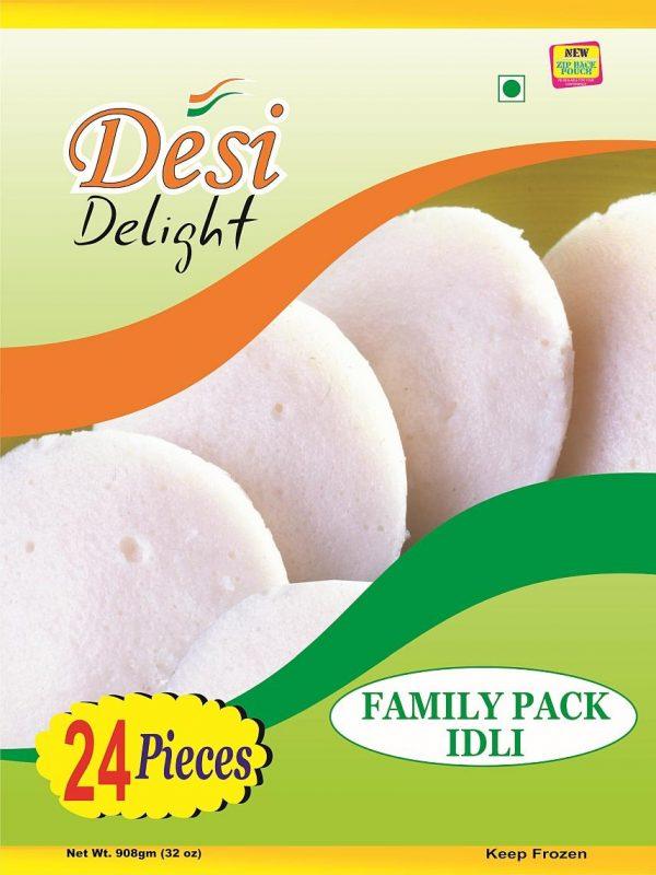 Desi Delight Idli