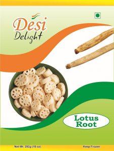 Desi Delight Lotus Root