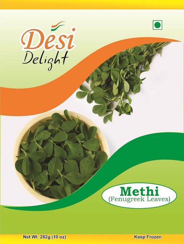 Desi Delight Methi Leaves