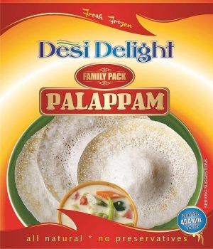 Desi Delight Palappam