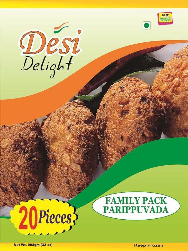 Desi Delight Parippu Vada