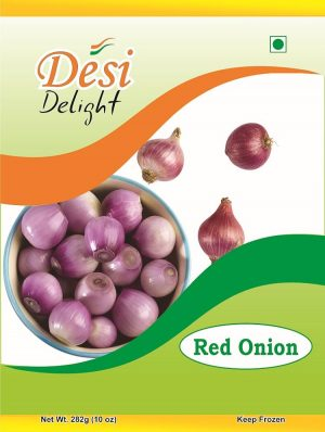 Desi Delight Red Onions