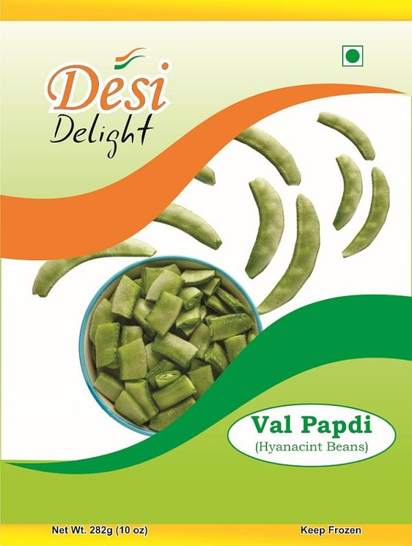 Desi Delight Val Papdi