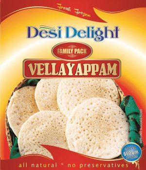 Desi Delight Vellayappam
