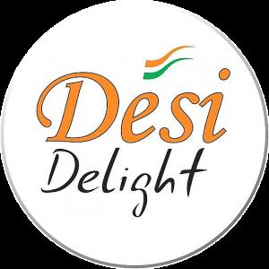 Desi Delight Logo Big